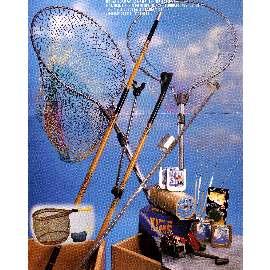 Fishing Equipment, Landing Net, Fishing Reel,