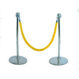 Crowd Control Stand with Universal loop (Crowd Control Stand avec boucle Universal)
