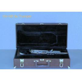 YH185 Wooden Case for Trumpet (YH185 деревянный футляр для трубы)