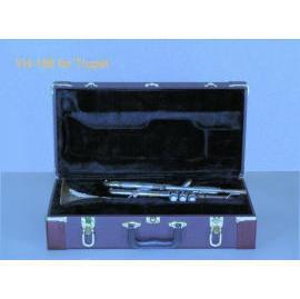 YH-186 Wooden Case for Trumpet (YH 86 деревянный футляр для трубы)