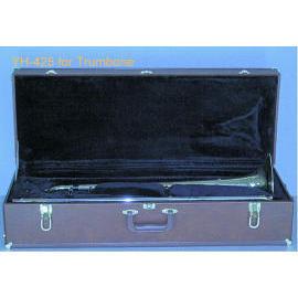 YH-425 Wooden Case for Trumbone (YH-425 деревянный футляр для Trumbone)