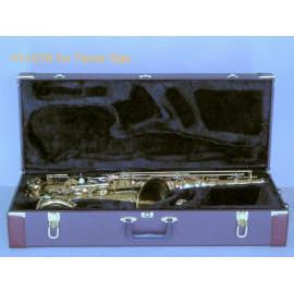 YH-676 Wooden Case for Tenor Sax (YH-676 деревянный футляр для тенор-саксофон)