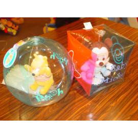 Stuffed toys (Игрушки мягкие)