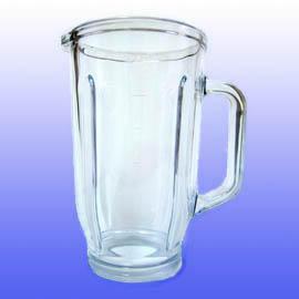 glass jar for blender 1 L (Стеклянная банка для блендера 1 л)