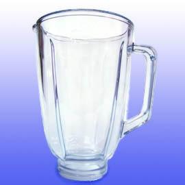 glass jar for blender 1.6 L (Стеклянная банка для блендера 1,6 л)