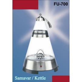 electric kettle (samovar) (электрочайник (самовар))