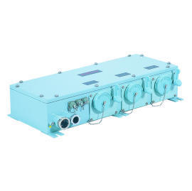 SOCKET OUTLET FOR REEF. CONTAINER