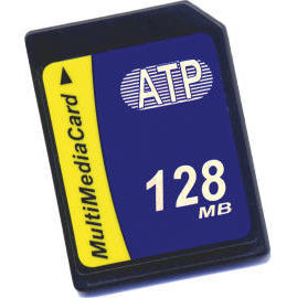 ATP 128MB MMC (MultiMediaCard) (СПС 128MB MMC (MultiMediaCard))