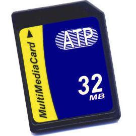 ATP 32MB MMC (MultiMediaCard)