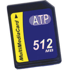ATP 512MB MMC (MultiMediaCard) (СПС 512MB MMC (MultiMediaCard))