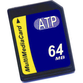 ATP 64MB MMC (MultiMediaCard) (СПС 64MB MMC (MultiMediaCard))