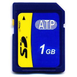 ATP 1GB SD Card (СПС 1GB SD Card)