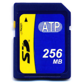 ATP 256MB SD Card (СПС 256MB SD Card)
