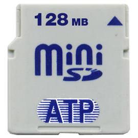 ATP 128MB miniSD (СПС 128MB MiniSD)