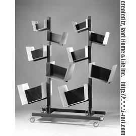 Furniture Bookcase (Мебель Книжный шкаф)