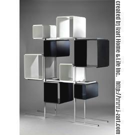 Living Room Furniture Display Shelf