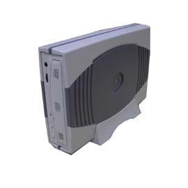 External 5.25`` optical drive case USB2.0