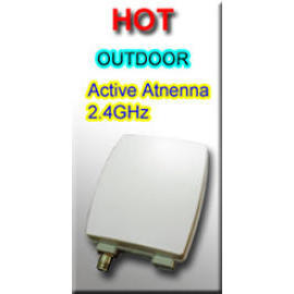 Bi-Directional Active Antenna