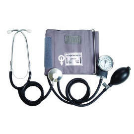 Home blood pressure kit for adult (Accueil pression artérielle kit pour adultes)
