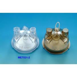 Humidifier chamber (Humidificateur de chambre)