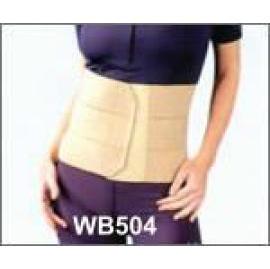 Health Back Support, 3-Panel Waist Belt-3`` (Вернуться поддержка здравоохранения, 3-панельный поясной ремень-3``)