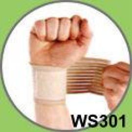 Wrist Support W/Velcro Adj. Beige (Наручные поддержки Вт / липучках Adj. Бежевый)