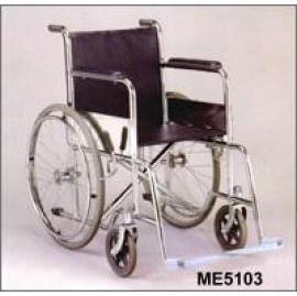 C / P Stahl Wirtschaftlich Wheel Chair Sitzbreite 16``oder 18`` (C / P Stahl Wirtschaftlich Wheel Chair Sitzbreite 16``oder 18``)