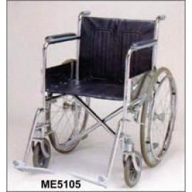 C / P Standard Steel Wheel Chair Sitzbreite 16``oder 18`` (C / P Standard Steel Wheel Chair Sitzbreite 16``oder 18``)
