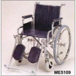 C / P Steel Wheel Chair-Regal mit abnehmbarem Beinauflage und Armlehne (C / P Steel Wheel Chair-Regal mit abnehmbarem Beinauflage und Armlehne)