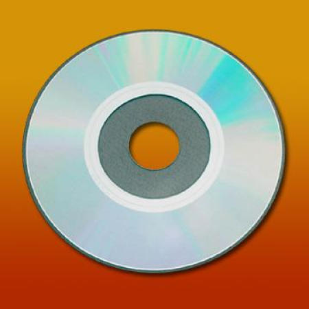 8 cm DVD-RW