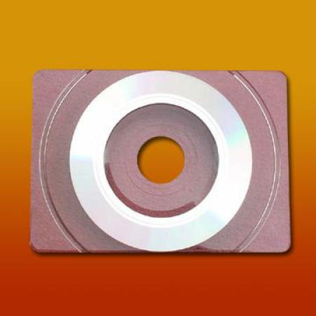 Name Card Shape CD-R (Название карты Shape CD-R)