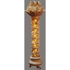 Budda Lily Lamp