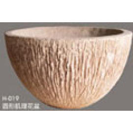 Round Venen Pot (Round Venen Pot)