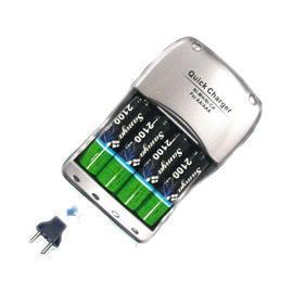 Intelligent Rapid Battery Charger (Интеллектуальные Быстрое зарядное устройство)
