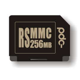 Reduced Size MultiMediaCard (Уменьшенный размер мультимедийного)