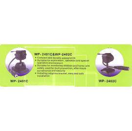 Portable 2.4G wireless PC color camera