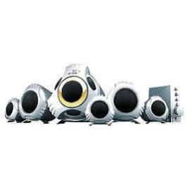 5.1 CHANNEL MULTIMEDIA SPEAKER (5.1 Channel Multimedia Speaker)