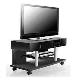 TV RACK WITH 5.1SURROUND SPEAKER SYSTEM