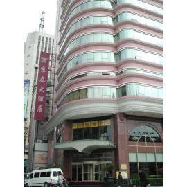 Jing Tai Hotel Shanghai China