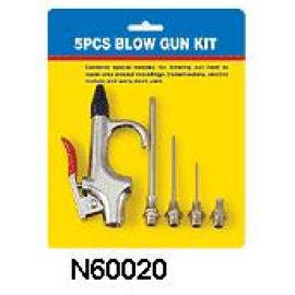 5 PCS Blow Gun Kit