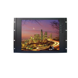 LCD Rack Monitor (ЖК-монитор R k)