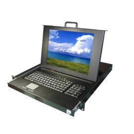 LCD KVM Console