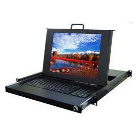 LCD KVM Console Drawer (ЖК-консоль KVM Drawer)