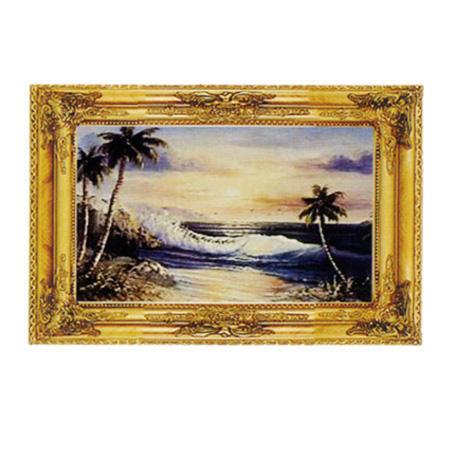 Home Decoration, Oil Painting Picture (Главное украшение, живопись маслом Фото)