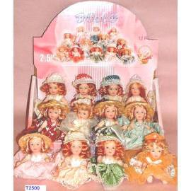 pocelain doll gift (pocelain подарок куклу)