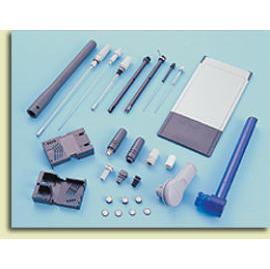 Plastic parts for wireless telephone, network card (Пластмассовые детали для беспроводной телефон, сетевой карты)