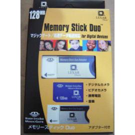MEMORY STICK DUO - LEXAR (Memory Stick Duo - Lexar)