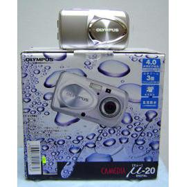 Olympus Digital Camera (Цифровая фотокамера Olympus)