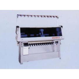 Computerized flat knitting machine (Компьютеризированная плосковязальных машин)