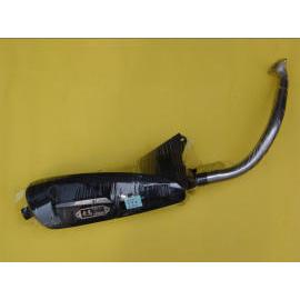 S17motor exhaust pipe (Выхлопная труба S17motor)